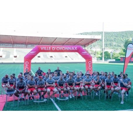 arche gonflable événement sportif et professionnel