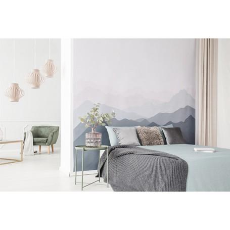 papier peint personnalisable, pré-encolé, aspect mat et sans odeurs . Idée décoration maison.