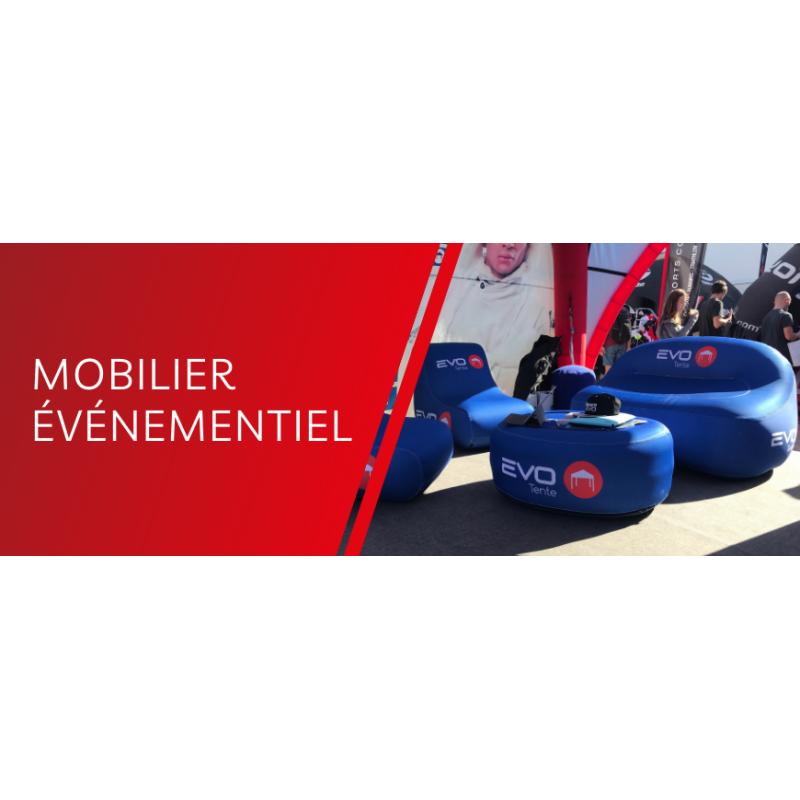 Vente en ligne de mobilier publicitaire personnalisé